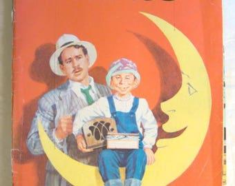 Vintage Mad Magazine January 1974 Paper Moon Holiday Season Christmas Poem