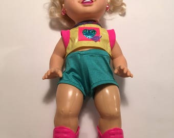 Tyco Doll 1996