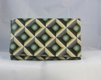 Great Renaissance pattern wallet