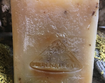 Beeswax Natural Soap – A Hint of Mint