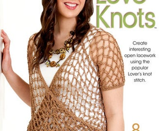 Annie's Crochet with Love Knots