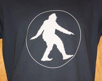 Yeti Circle: Organic Cotton Tshirt