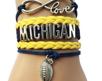 University  if Michigan jewlery