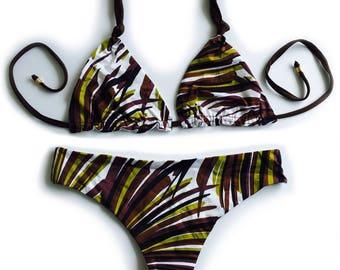 Bikini Palm Seamless