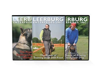 Leerburg's The Foundation of Marker Training DVD SET