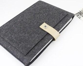 "felt 13 Macbook Air sleeve, Macbook 13"" sleeve, Macbook 13 case, Macbook Air case, Macbook Air sleeve, Laptop sleeve laptop case ZMY036DG"