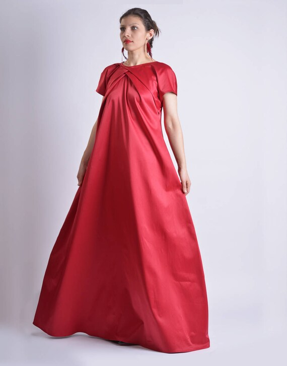 Plus Größe Maxi-Kleid Sommerkleid Kleid Cocktailkleid