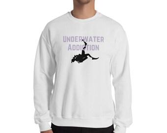 Underwater Addiction Sweatshirt (3 Colors)