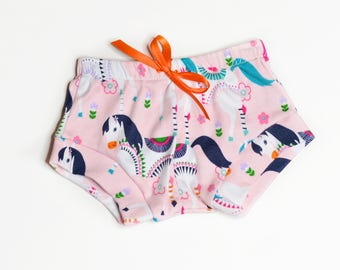 Carousel Pink Shorties