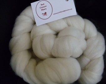 Superfine Merino roving for spinning or felting