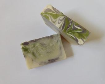 Summer Berry: Bar Soap, Cold Process Soap, Vegan Soap