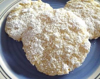 Homemade Lemon Burst Cookies (2 Dozen)