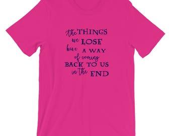 Harry Potter Luna Tshirt Tee Shirt, Luna Lovegood, Ravenclaw
