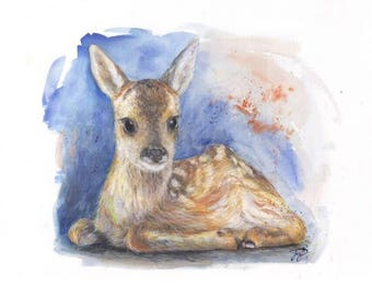 Special Offer, Cards, Gift cards, painted card prints, Mothers day, Birthday