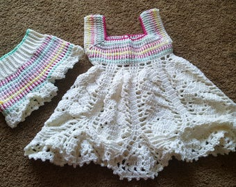 Easter dress and shorts 5T