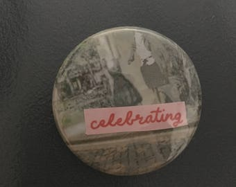 Celebrating Pin