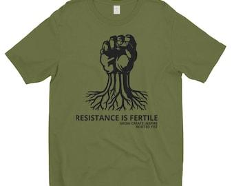 RESISTANCE ID FERTILE t-shirt