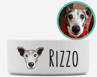 Custom Pet Bowl | Dog Lover Gifts |  Dog Food Dish | Personalized Pet Bowl | Cat Food Bowl | Dog Mom Gifts
