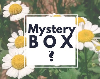 Small Mystery Box Grab Bag Bath Bomb Surprise Box Gift for Mom Mystery Bag Homemade Artisan Soap Box Clearance Bath Gift Sugar Scrub Sale