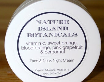 Gourmet Elixir Face and Neck Creme Nite Time Only
