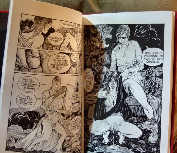 Erotic comics arabia