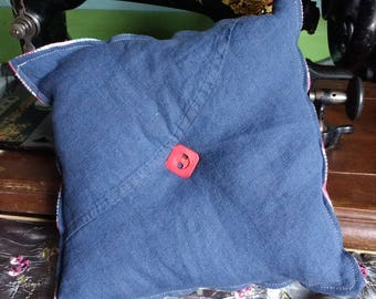 Handmade lavender scented pillow