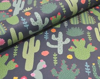 Decorative Paper, Gift Wrap, Decoupage Paper - Cactus