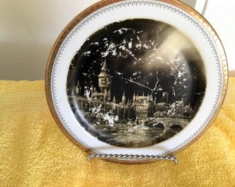 Beautiful China plate made in Eschenburg bavaria germany