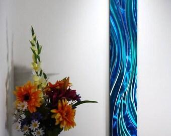 Wilmos Kovacs - Contemporary Metal Wall Art Sculpture, Metal Wall Painting, Modern Art, Metal Wall Art Decor, Original Art - W130