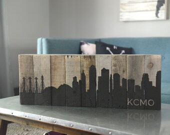 Kansas City Skyline - Small