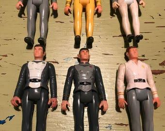 Star Trek the Motion Picture Action Figures Set