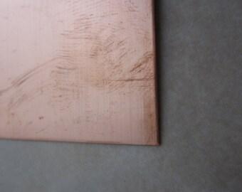 solid copper sheet 22 gauge 4.26 ounces