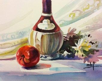 Apple and Wine