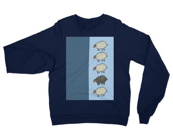 Cute Black Sheep Sweatshirt