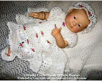 Blanche - Crochet Pattern