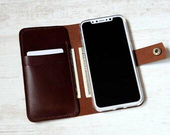 iPhone X case, iPhone X wallet case, iPhone X wallet, iPhone X leather case, iPhone X leather wallet case
