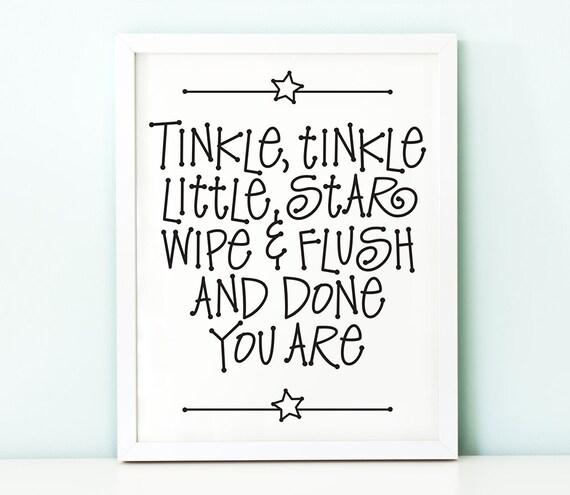 Luscious image inside printable bathroom quotes