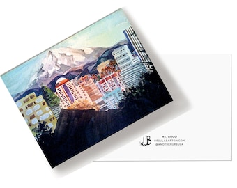 UB Cityscape + Play Greeting Cards || Set of 5