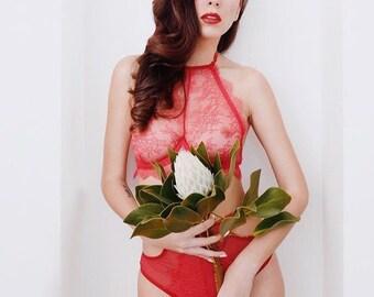 Red Cattleya
