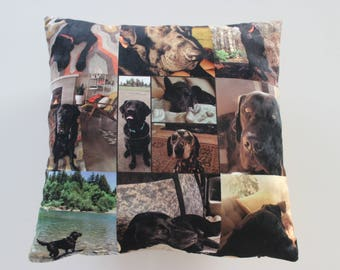 Custom Pet Pillow, Custom Dog Pillow, Pet Loss Gift, Pet Memorial, Dog Pillows, Pet Pillows, Photo Pillow, Custom Pet Memorial, Pet Keepsake