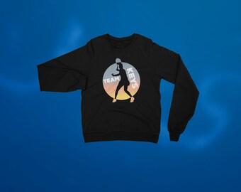 Team Madison Keys Silhouette Sweatshirt