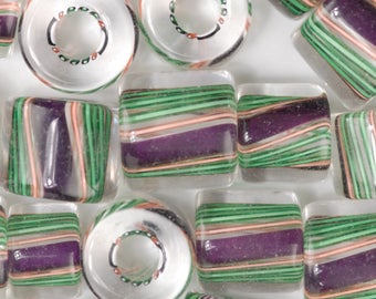 Greensleeves David Christensen Furnace Glass Beads (183)