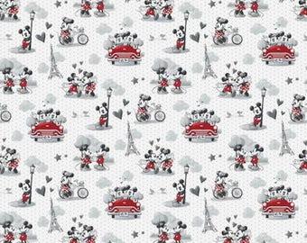 Disney Mickey & Minnie Vintage Scenes of Romance - 65215A620715