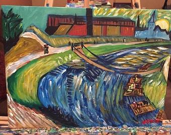Vision of Van Gogh