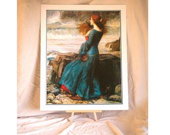 John William Waterhouse - Miranda (The Tempest)
