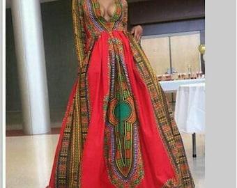 African Sweet 16 Dresses