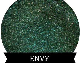 Shimmer Green Eyeshadow  ENVY
