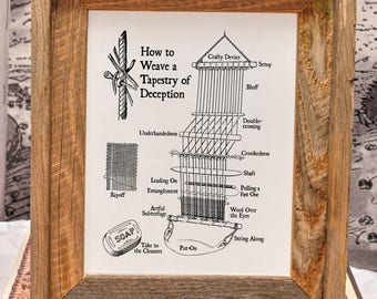 How to Weave a Tapestry of Deception