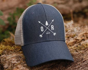 Oregon arrow hat