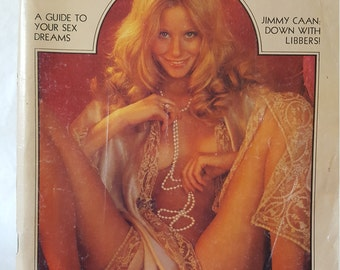 Vintage Playboy Magazine February 1976